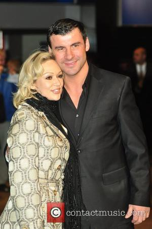 Joe Calzaghe and Kristina Rihanoff  Avatar - UK film premiere held at the Odeon Leicester Square. London, England -...