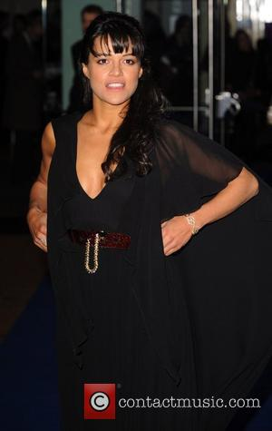 Michelle Rodriguez Avatar - UK film premiere held at the Odeon Leicester Square. London, England - 10.12.09