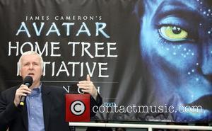 James Cameron 'Avatar' Earth Day Tree Planting Ceremony held at Twentieth Century Fox Studio Lot Los Angeles, California - 22.04.10