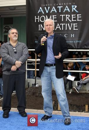 James Cameron and Jon Landau