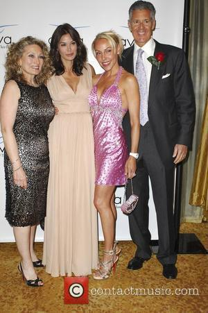 Teri Hatcher, Kimberly Selby, Richard Selby and Carol Stulberg