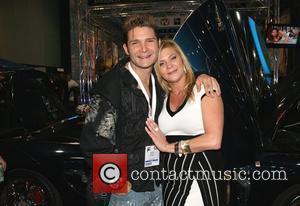 Ginger Lynn and Cory Feldman