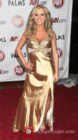 Bree Olson The AVN Awards 2011 held at the Palms Casino Resort - Arrivals Las Vegas, Nevada - 08.01.11