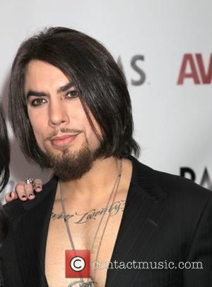Dave Navarro The AVN Awards 2011 held at the Palms Casino Resort - Arrivals Las Vegas, Nevada - 08.01.11