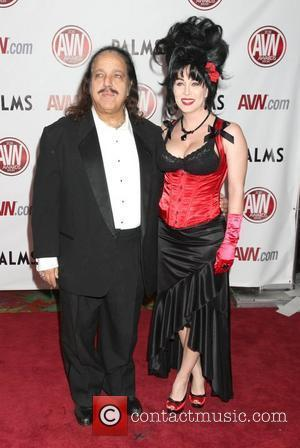 Ron Jeremy The AVN Awards 2011 held at the Palms Casino Resort - Arrivals Las Vegas, Nevada - 08.01.11