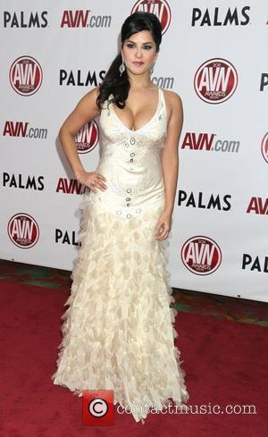 Sunny Leone The AVN Awards 2011 held at the Palms Casino Resort - Arrivals Las Vegas, Nevada - 08.01.11