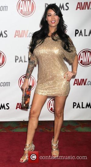 Tera Patrick The AVN Awards 2011 held at the Palms Casino Resort - Arrivals Las Vegas, Nevada - 08.01.11