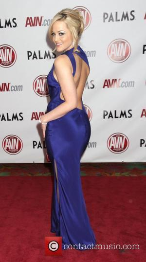 Alexis Texas The AVN Awards 2011 held at the Palms Casino Resort - Arrivals Las Vegas, Nevada - 08.01.11