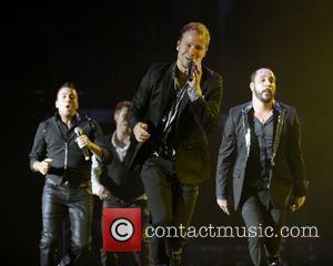 Howie Dorough, Backstreet Boys and Brian Littrell