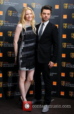 Talulah Riley and Dominic Cooper