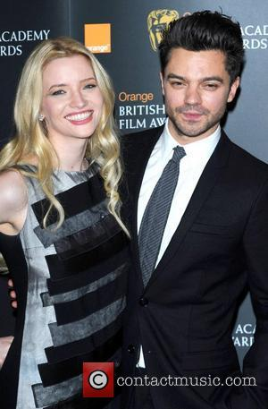 Talulah Riley and Dominic Cooper The nominations for The Orange British Academy Film Awards (BAFTAs) at BAFTA headquartes London, England...