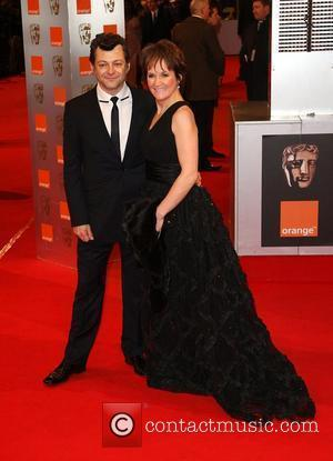 Andy Serkis and wife Lorraine Ashbourne The Orange British Academy Film Awards (BAFTA Awards) held at the Royal Opera House...