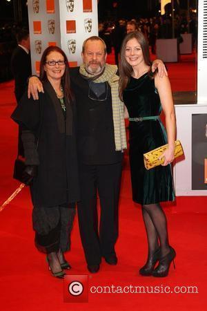 Terry Gilliam and guests The Orange British Academy Film Awards (BAFTA Awards) held at the Royal Opera House - Arrivals...