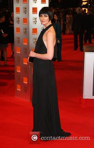 Erin O'Connor The Orange British Academy Film Awards (BAFTA Awards) held at the Royal Opera House - Arrivals London, England...