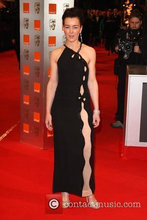 Olivia Williams The Orange British Academy Film Awards (BAFTA Awards) held at the Royal Opera House - Arrivals London, England...