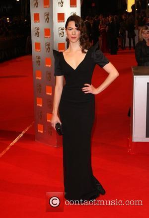 Rebecca Hall The Orange British Academy Film Awards (BAFTA Awards) held at the Royal Opera House - Arrivals London, England...
