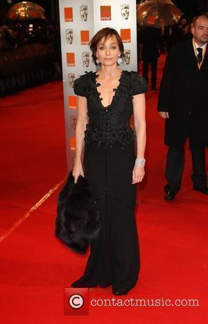 Kristin Scott Thomas The Orange British Academy Film Awards (BAFTA Awards) held at the Royal Opera House - Arrivals London,...
