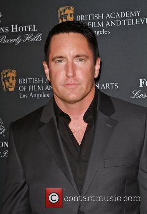 Trent Reznor BAFTA Los Angeles Awards Season Tea in association with The Four Seasons and Bombay Sapphire - Arrivals Los...