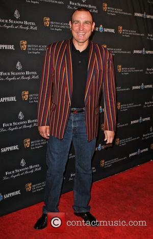 Vinnie Jones BAFTA Los Angeles Awards Season Tea in association with The Four Seasons and Bombay Sapphire - Arrivals Los...