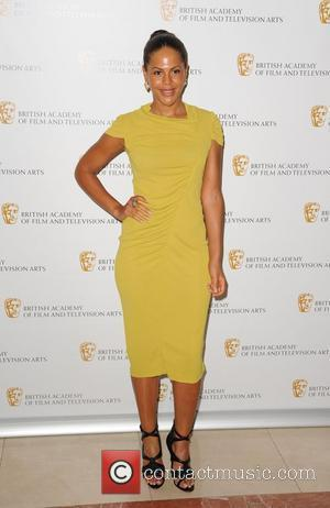 Lenora Crichlow British Academy Television Craft Awards held at the London Hilton. London, England - 23.05.10