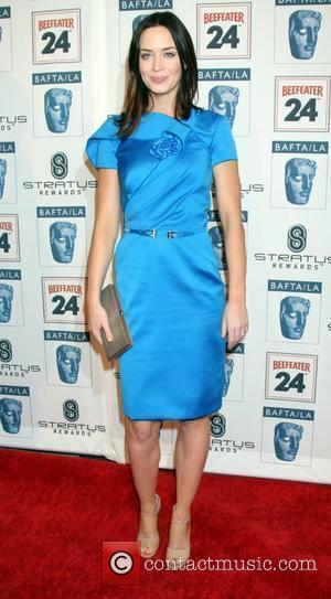 Emily Blunt arrives to the BAFTA/LA Awards Season Tea Party 2010 at the Beverly Hills Hotel Beverly Hills, California -...