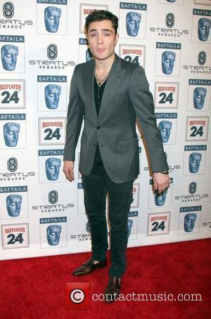 Ed Westwick arrives to the BAFTA/LA Awards Season Tea Party 2010 at the Beverly Hills Hotel Beverly Hills, California -...