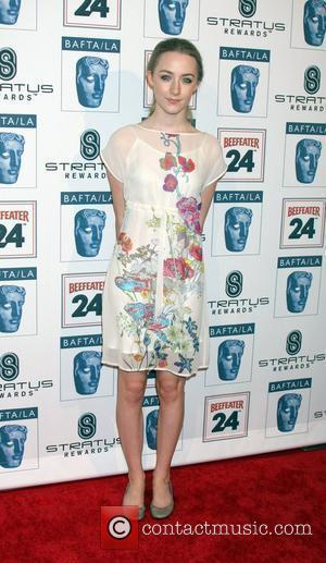Saoirse Ronan arrives to the BAFTA/LA Awards Season Tea Party 2010 at the Beverly Hills Hotel Beverly Hills, California -...