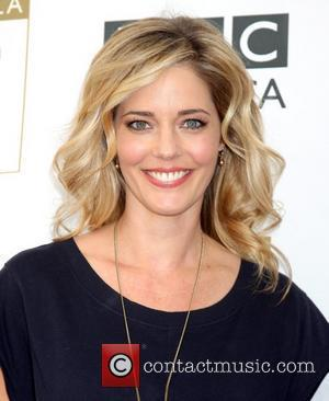 Christina Moore arrives at the BAFTA LA's 2009 Primetime Emmy Awards TV Tea Party at Century Plaza Hotel  Century...