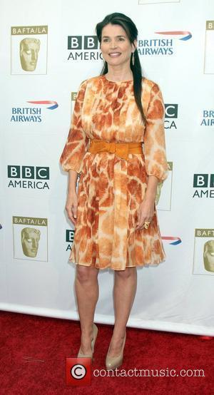 Julia Ormond arrives at the BAFTA LA's 2009 Primetime Emmy Awards TV Tea Party at Century Plaza Hotel  Century...