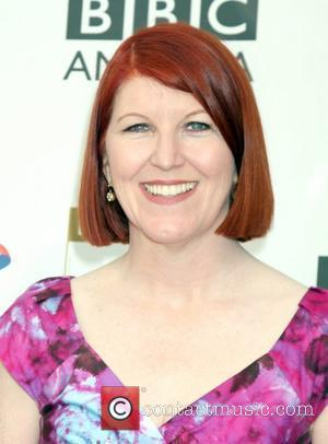 Kate Flannery arrives at the BAFTA LA's 2009 Primetime Emmy Awards TV Tea Party at Century Plaza Hotel  Century...