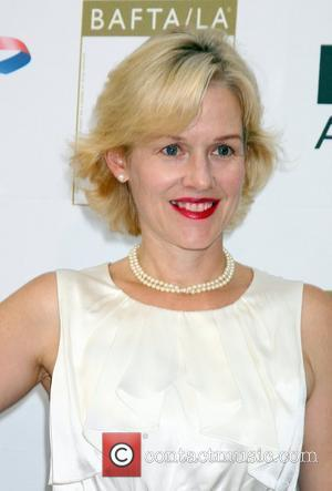 Penelope Ann Miller  arrives at the BAFTA LA's 2009 Primetime Emmy Awards TV Tea Party at Century Plaza Hotel...