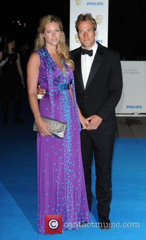 Ben Fogle and guest Philips British Academy Television Awards 2010 (BAFTA) - after party held at the Natural History Museum....