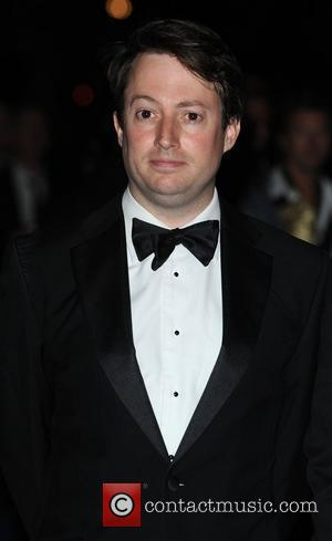David Mitchell Philips British Academy Television Awards 2010 (BAFTA) - after party held at the Natural History Museum. London, England...