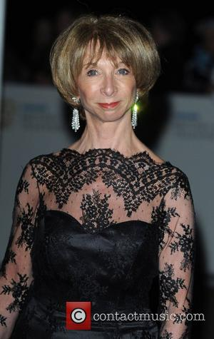 Helen Worth Philips British Academy Television Awards 2010 (BAFTA) - after party held at the Natural History Museum. London, England...