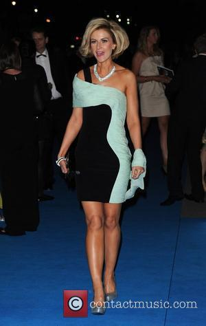 Katherine Kelly  Philips British Academy Television Awards 2010 (BAFTA) - after party held at the Natural History Museum. London,...