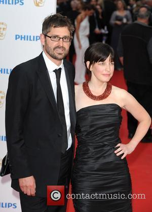 Louis Theroux and guest Philips British Academy Television Awards (BAFTA) held at the London Palladium - Arrivals London, England -...