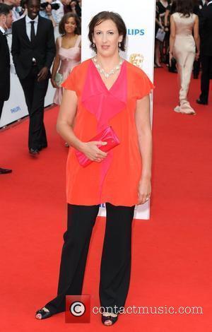 Miranda Hart Philips British Academy Television Awards (BAFTA) held at the London Palladium - Arrivals London, England - 6.06.10