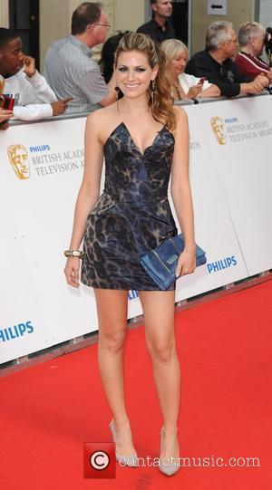 Olivia Lee Philips British Academy Television Awards (BAFTA) held at the London Palladium - Arrivals London, England - 6.06.10