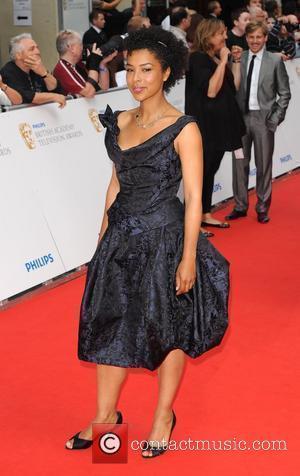 Sophie Okonedo Philips British Academy Television Awards (BAFTA) held at the London Palladium - Arrivals London, England - 6.06.10