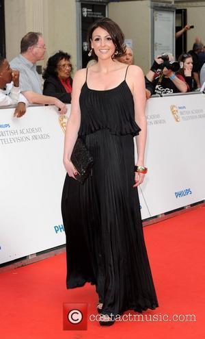 Suranne Jones Philips British Academy Television Awards 2010 (BAFTA) held at the London Palladium - arrivals. London, England - 06.06.10