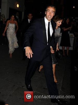 John Hannah Philips British Academy Television Awards 2010 (BAFTA) held at the London Palladium - Departures London, England - 06.06.10