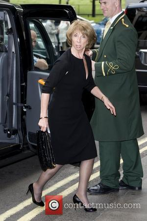 Helen Worth English National Ballet summer party held at the Dorchester - Arrivals. London, England - 15.06.10