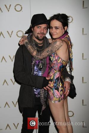 Bam Margera, Bianca Garozzo  Bam Margera celebrates the success of Jackass 3D and the upcoming book Jackass: 10 Years...