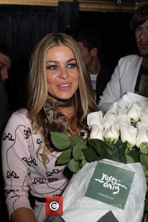 Carmen Electra and Underworld