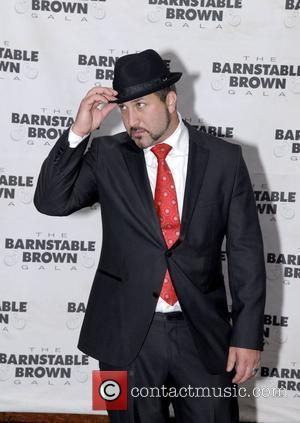 Joey Fatone The Barnstable Brown Gala at the 136th Kentucky Derby Louisville, Kentucky - 30.04.10