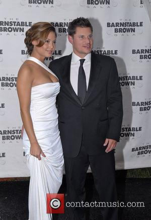 Vanessa Minnillo and Nick Lachey The Barnstable Brown Gala at the 136th Kentucky Derby Louisville, Kentucky - 30.04.10