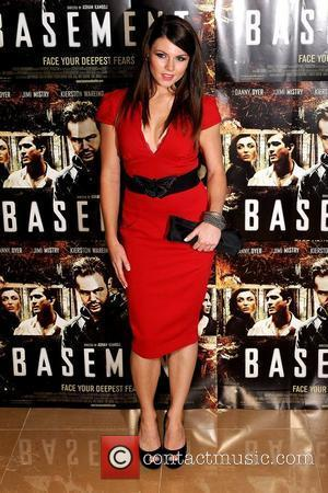 Alison Carroll UK film premiere of 'Basement' held at the May Fair hotel - Arrivals London, England - 17.08.10