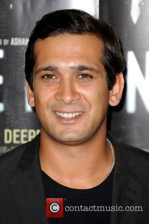 Jimi Mistry UK film premiere of 'Basement' held at the May Fair hotel - Arrivals London, England - 17.08.10