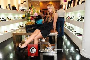 Evelyn Lozada Dulce Shoe Boutique 1st Anniversary hosted by VH1's 'Basketball Wives' star Evelyn Lozada  Coral Gables, Florida -...