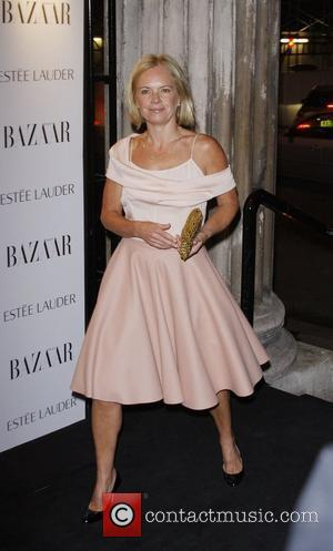 Mariella Frostrup Harper's Bazaar Woman of the Year Awards 2010 held at One Mayfair - Arrivals  London, England